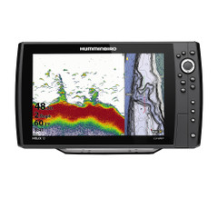 Humminbird HELIX 12 CHIRP Fishfinder/GPS Combo G3N w/Transom Mount Transducer [410900-1]