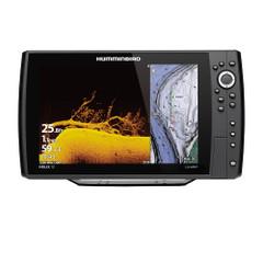 Humminbird HELIX 12 CHIRP Mega DI Fishfinder\/GPS Combo G3N w\/Transom Mount Transducer [410910-1]