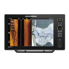 Humminbird SOLIX 12 CHIRP MEGA SI Fishfinder\/GPS Combo G2 w\/Transom Mount Transducer [411030-1]