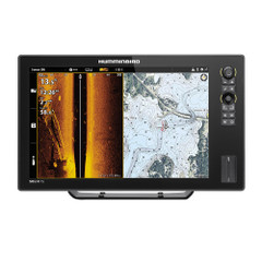 Humminbird SOLIX 15 CHIRP MEGA SI Fishfinder\/GPS Combo G2 w\/Transom Mount Transducer [411050-1]