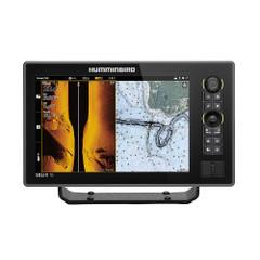Humminbird SOLIX 10 CHIRP MEGA SI Fishfinder\/GPS Combo G2 w\/Transom Mount Transducer [411010-1]