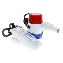 Rule 360 GPH Standard Bilge Pump Kit w\/Float Switch - 12V [24DA-35A]