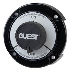 Guest 2112A Battery On\/Off Switch Universal Mount w\/o AFD [2112A]