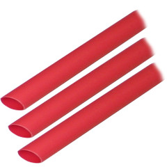"Ancor Heat Shrink Tubing 3\/16"" x 3"" - Red - 3 Pieces [302603]"