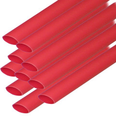 "Ancor Heat Shrink Tubing 3\/16"" x 6"" - Red - 10 Pieces [302606]"
