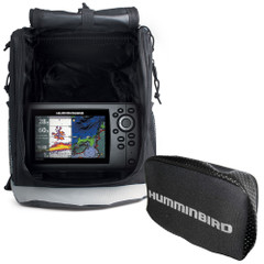 Humminbird HELIX 5 Chirp GPS G2 Portable w\/Free Cover [410260-1\COVER]