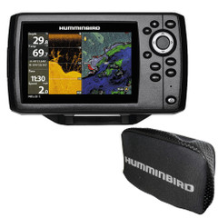 Humminbird HELIX 5 CHIRP DI GPS G2 Combo w\/Free Cover [410220-1\COVER]