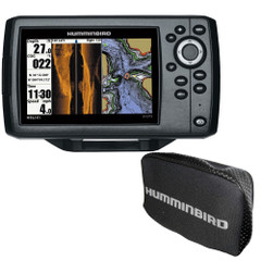 Humminbird HELIX CHIRP SI GPS G2 Combo w\/Free Cover [410230-1\COVER]