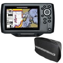 Humminbird HELIX 5 CHIRP DI GPS G2 Combo w\/Nav+ and Cover [410220-1NAV\COVER]