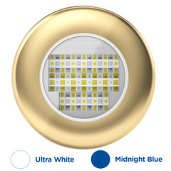 OceanLED Explore E6 XFM Underwater Light - Ultra White\/Midnight Blue [E6009BW]