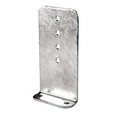 "C.E. Smith Vertical 90 Bunk Bracket - 5"" x 10"" - Aluminum [10162A40]"