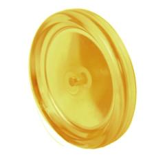 """C.E. Smith Bow Roller - Yellow PVC - 8"""" [29791]"""