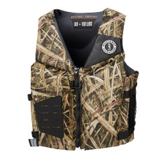Mustang Rev Young Adult Foam Vest - Mossy Oak\/Shadow Grass Blades [MV3600CM-261]