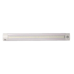 "Lunasea Adjustable Linear LED Light w\/Built-In Dimmer - 20"" Warm White w\/Switch [LLB-32LW-01-00]"