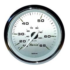 """Faria 4"""" Speedometer 65MPH Portsmouth Edition [SE9599]"""