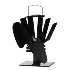 "Caframo Original Mini 6.5"" Fan - Black [815CAXBX]"