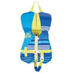Full Throttle Rapid-Dry Flex-Back Life Vest - Infant to 30lbs - Blue [142200-500-000-19]