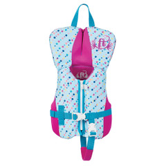 Rapid-Dry Flex-Back Life Vest - Infant to 30lbs - Aqua [142200-505-000-19]