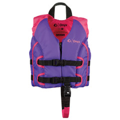 Onyx All Adventure Child Life Jacket - Child 30-50lbs - Purple\/Pink [121000-105-001-15]