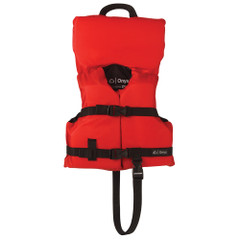 Onyx Nylon General Purpose Life Jacket - Infant\/Child Under 50lbs - Red [103000-100-000-12]