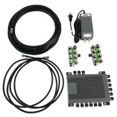 Intellian SWM-16 Kit - 16 CH Single Wire Multi-Switch (SWM) [SWM-16 KIT]