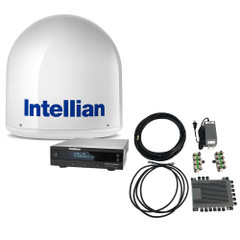 Intellian i2 US & Canada TV Antenna System + SWM16 Kit [B4-I2SWM16]