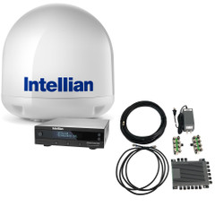 Intellian i3 US & Canada TV Antenna System + SWM16 Kit [B4-I3SWM16]