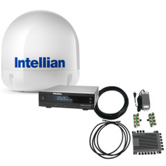 Intellian i5 All-Americas TV Antenna System + SWM16 Kit [B4-I5SWM16]