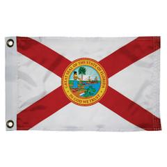 "Taylor Made Florida Nylon Flag 12"" x 18"" [93096]"
