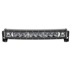 """RIGID Industries Radiance+ 20"""" Curved White Backlight Black Housing [32000]"""