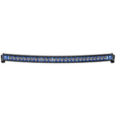 "RIGID Industries Radiance+ 50"" Curved Blue Backlight Black Housing [35001]"