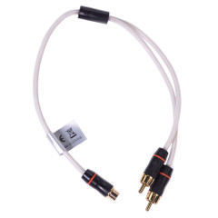 FUSION MS-RCAYM RCA Splitter 1 to 2M [010-12621-00]