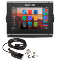 Simrad GO7 XSR Combo w\/HDI Skimmer Transducer [000-14326-001]