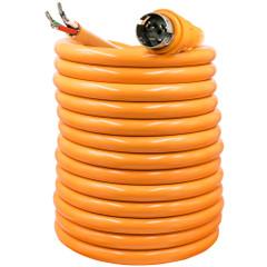 SmartPlug 50 Amp 50 Harmonized Cord w\/Dockside NEMA SS2-50R Twist-Type Connector w\/Blunt End [C50504R]