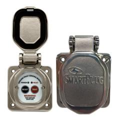 SmartPlug 30 Amp\/50 Amp ELCI Sensor Stainless Steel Mounting Bracket [ELCISENSORSS]