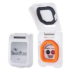 SmartPlug 30 Amp\/50 Amp ELCI Sensor Non-Metallic Mounting Bracket - White [ELCISENSORNMW]