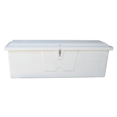 "Taylor Made Stow n Go Dock Box - 28.25"" x 72.75"" x 28.25"" - Deep Medium [83554]"