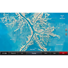 Garmin Standard Mapping - Louisiana One ClassicmicroSD\/SD card [010-C1162-00]