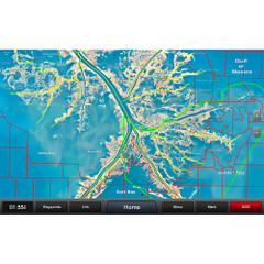 Garmin Standard Mapping - Louisiana One Premium microSD\/SD card [010-C1163-00]