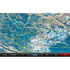 Garmin Standard Mapping - Louisiana East Professional microSD\/SD Card [010-C1167-00]