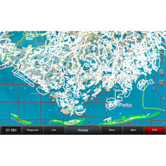 Garmin Standard Mapping - Louisiana Central Professional microSD\/SD Card [010-C1170-00]