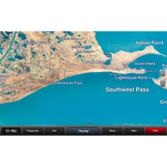 Garmin Standard Mapping - Louisiana West Classic microSD\/SD Card [010-C1171-00]