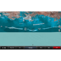 Garmin Standard Mapping - Mississippi Sound Classic microSD\/SD Card [010-C1183-00]