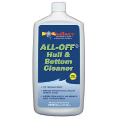Sudbury All-Off Hull\/Bottom Cleaner - 32 oz *Case of 12* [2032CASE]