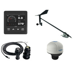 VDO Navigation Kit Plus f\/Sail, Wind Sensor, Transducer, Nav Sensor, Display  Cables [A2C1352150003]