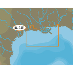 C-MAP NT+ NA-C411 Mobile to Port Arthur - C-Card Format [NA-C411C-CARD]