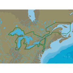 C-MAP NA-Y061 Great Lakes  St Lawrence Seaway - microSD\/SD [NA-Y061]