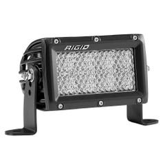 "RIGID Industries E-Series PRO 4"" Diffused - Black [104513]"