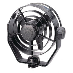 Hella Marine 2-Speed Turbo Fan - 24V - Black [003361012]