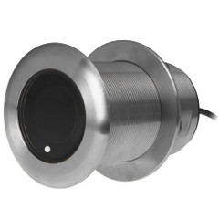 Furuno SS75M Stainless Steel Thru-Hull Chirp Transducer - 12 Tilt - Med Frequency [SS75M\/12]